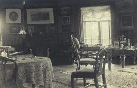 интерьеры усадебного домавсеволожских в рябово архивные фото (ВСЕВОЛОЖСК)