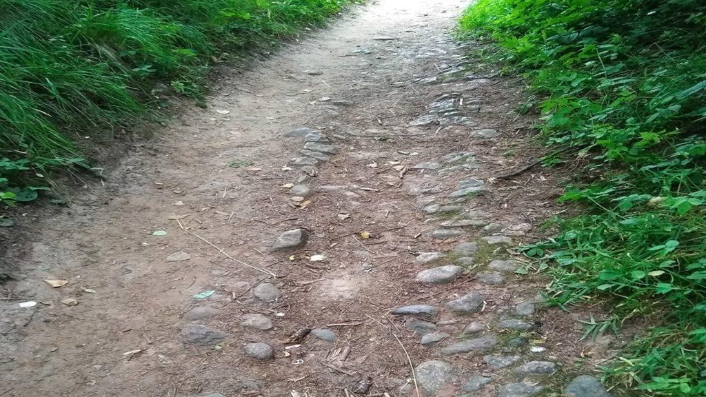 белогорка старинная дорога
