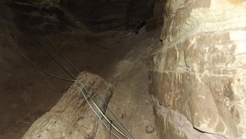 танечкина пещера на старой ладоге
