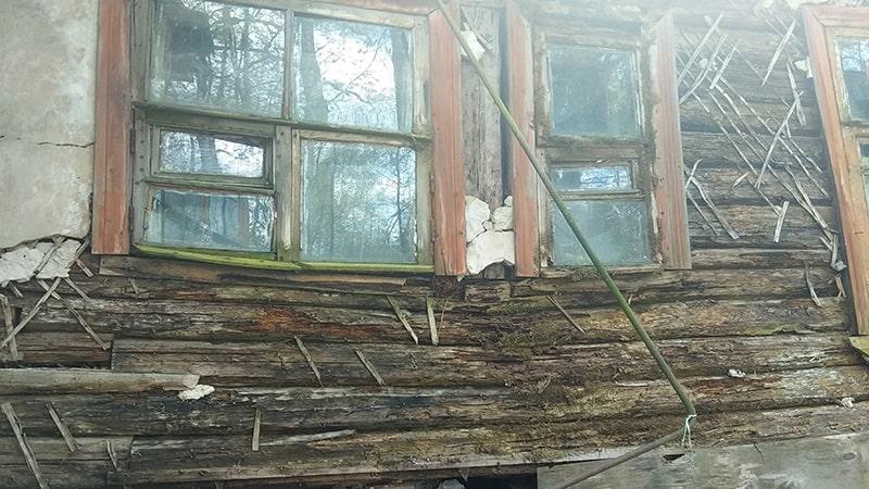 старый дом павлово ленинградская область