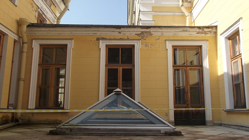сергиевка дворцово парковый ансамбль усадьба лейхтенбергских