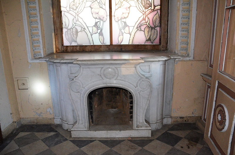 заброшенный особняк бруснициных в санкт петербурге