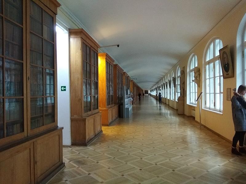 здание 12 коллегий санкт петербург