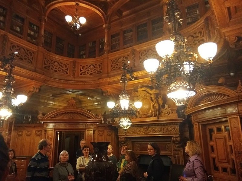 экскурсия во дворце великого князя владимира александровича