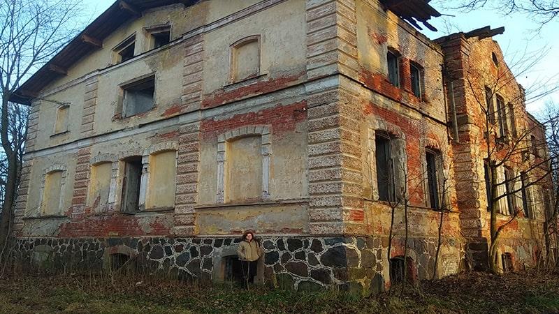 жабино дворянская усадьба ленинградской области