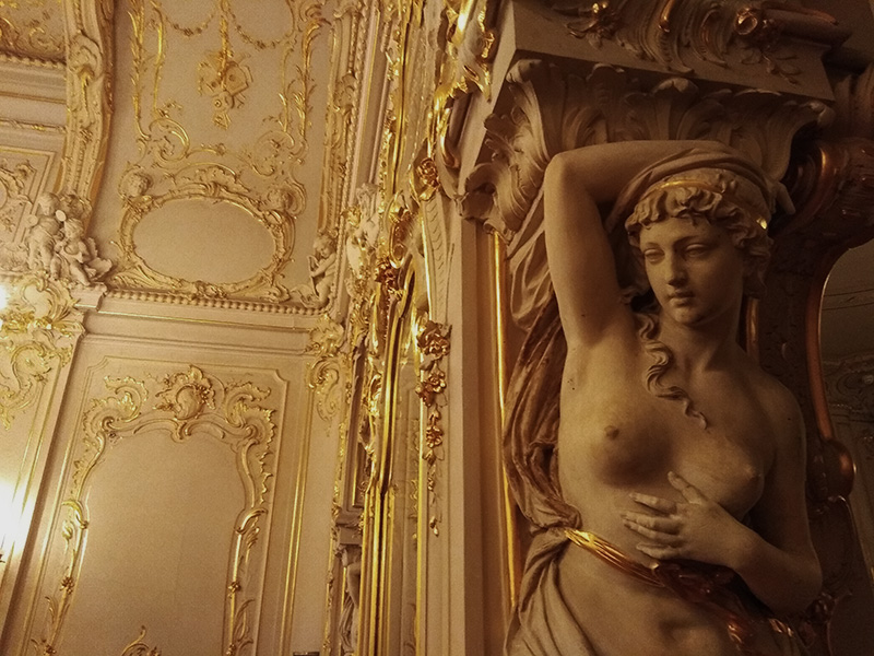 дворец великого князя Владимира Александровича