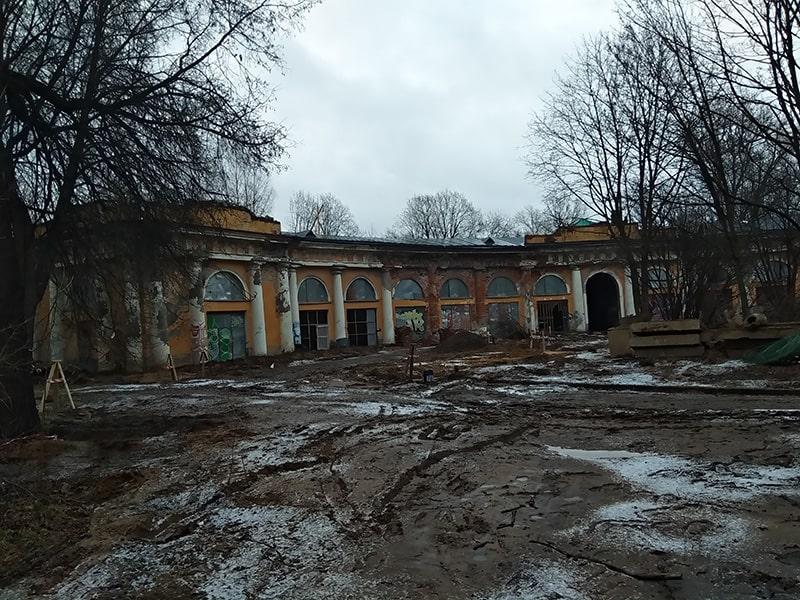 дворянская усадьба уткина дачаina dacha