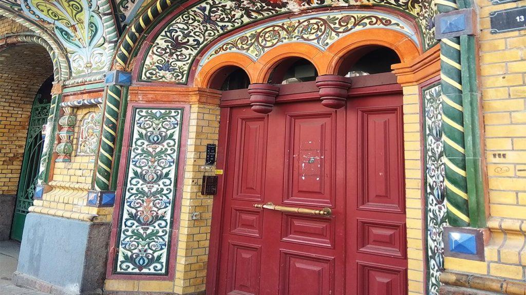 дом пряник на колокольной 11 санкт петербург