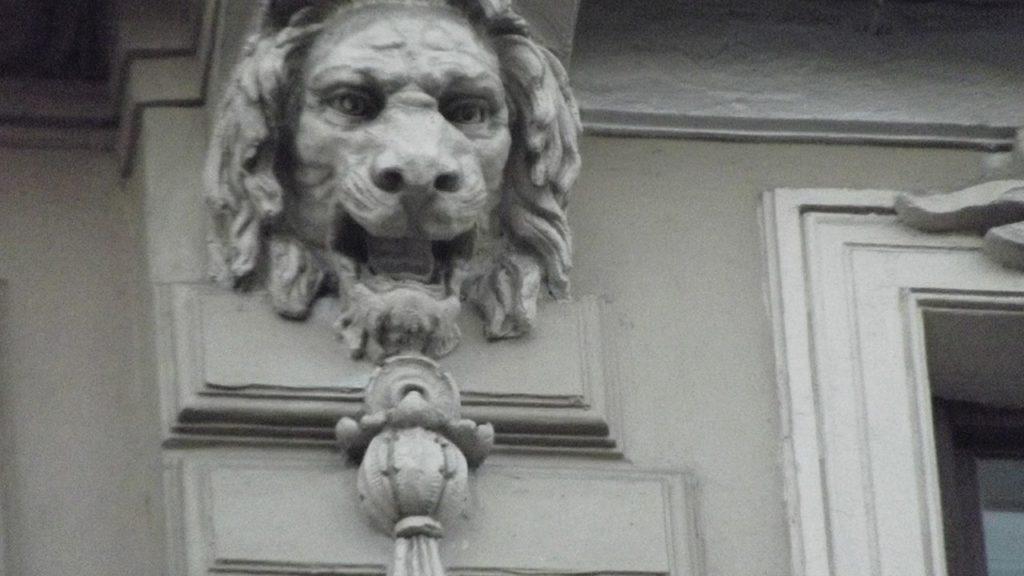 львы петроградской стороны