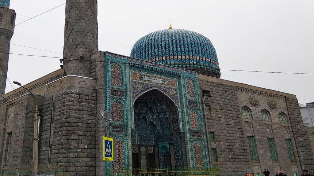 мечеть Санкт Петербург
