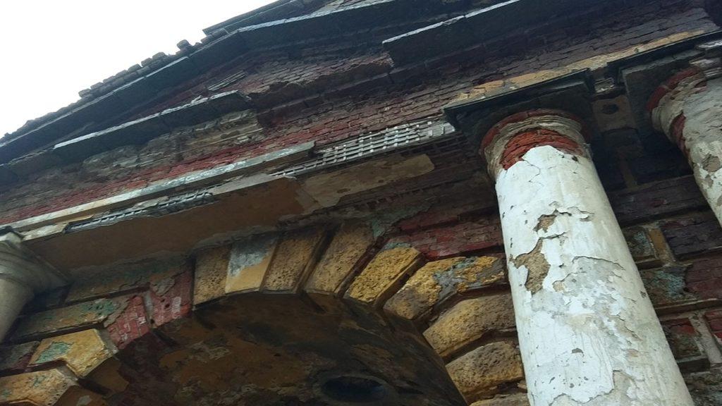 александровские ворота