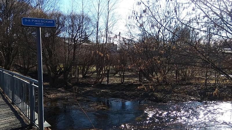 ржевский мост