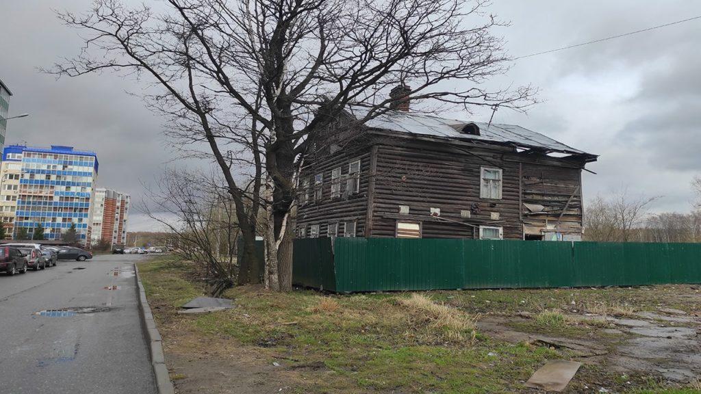 ржевка пороховыержевка пороховые заброшенное строение заброшенное строение