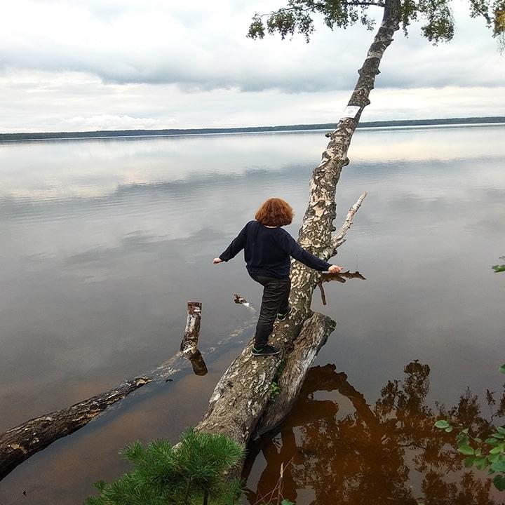 озеро кавголово ленинградская область