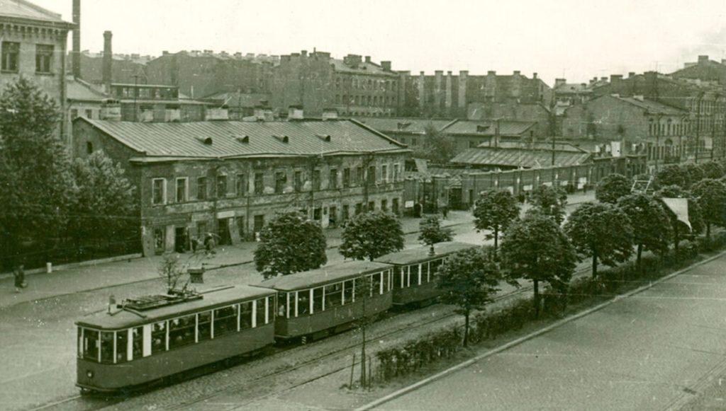архивное фото. лиговский проспект. санкт петербург.