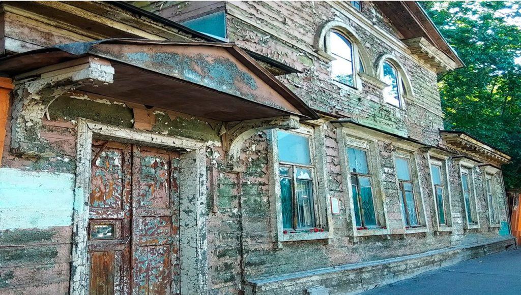 особняк бремме.памятник деревянного зодчества.санкт петербург.