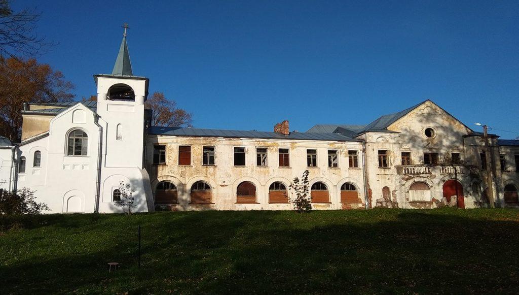 Усадьба Рериха в Изваре Ленинградская область