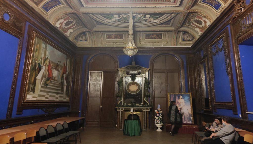 особняк юсуповых на литейном 42