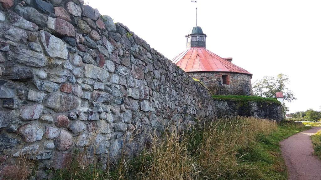 Крепость Корела.Приозерск.