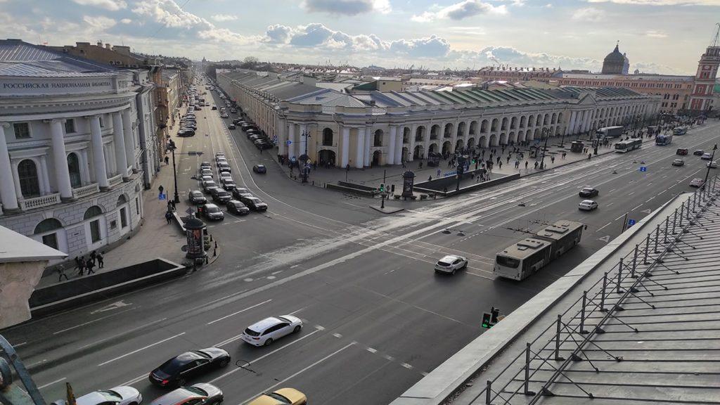 Фонд исторической фотографии имени Карла Буллы.Санкт-Петербург, Невский проспект 54